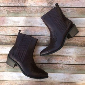 New Matisse Cassidy Chelsea Cowboy Boots